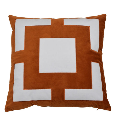 Avalon Rust Cushion