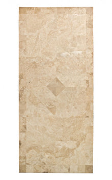Delphi Travertine Large Rectangular Dining Table 240cm