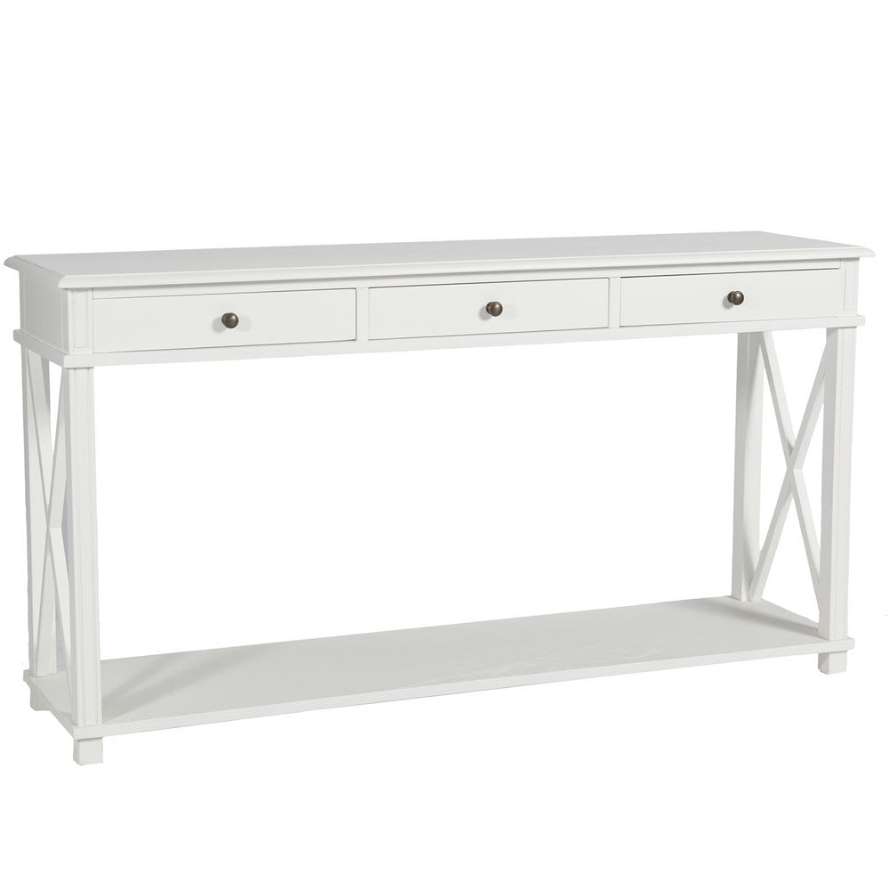 Manto Console Table White