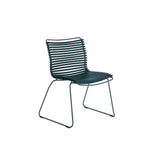 Click Outdoor Dining Chair Pine Green