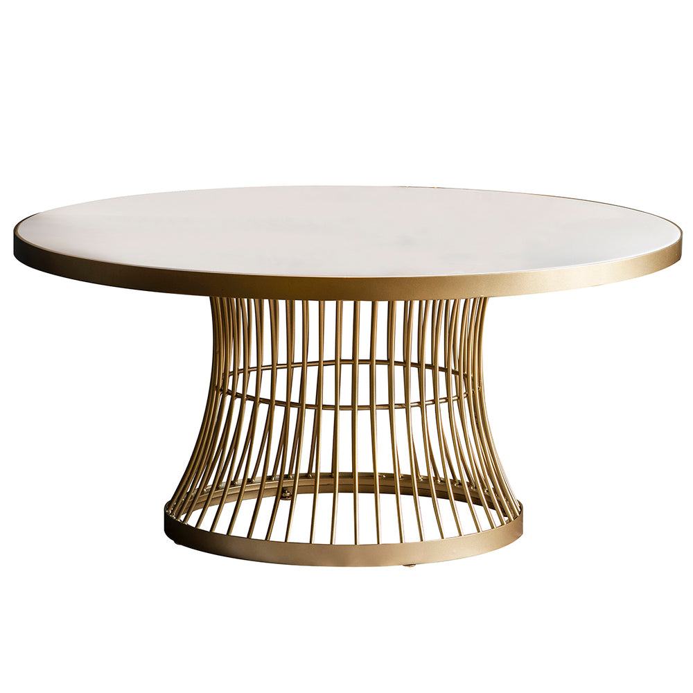 Edna Coffee Table Champagne