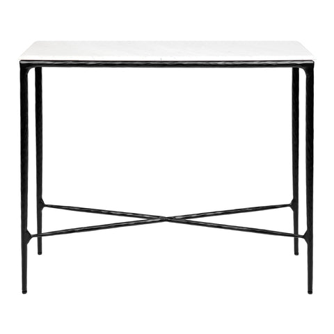 Preston Console Small Black