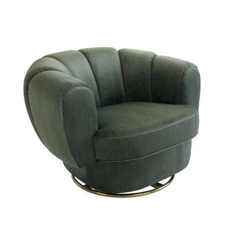 Kinsley Swivel Chair Olive