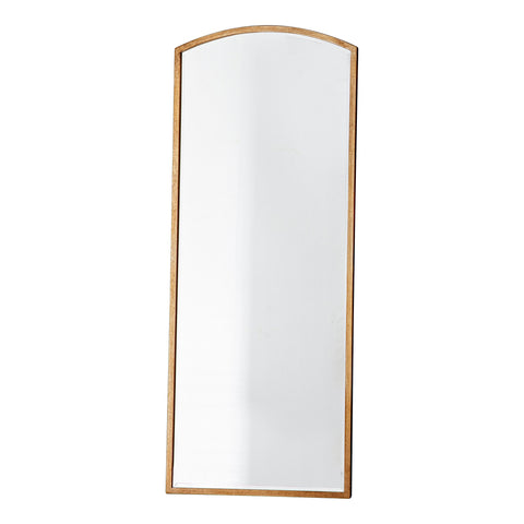 Spirit Tall Mirror Antique Gold