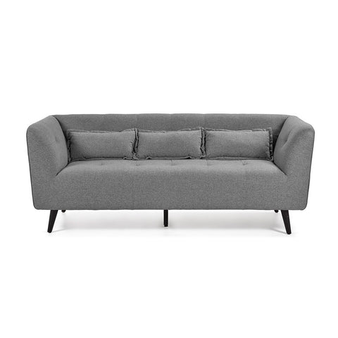 Marcia 3 Seater Sofa Grey