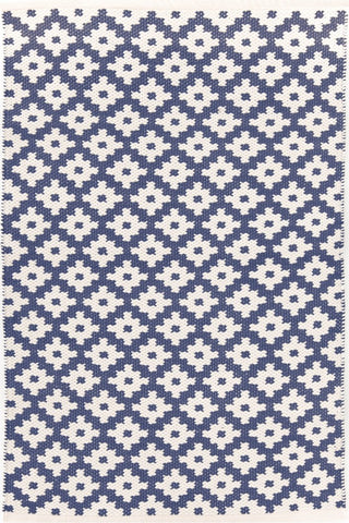 Samode Indoor/Outdoor Rug Denim