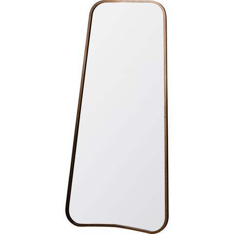 Karl Gold Leaner Mirror