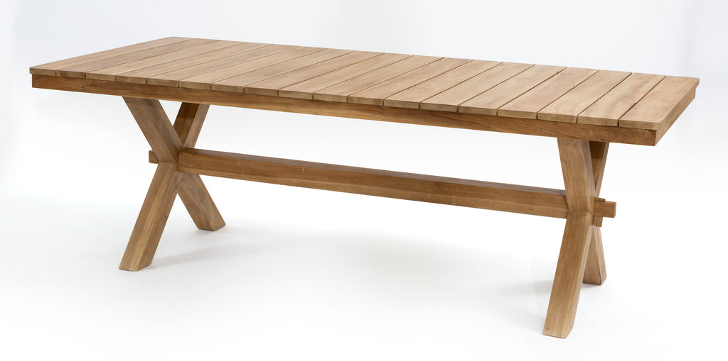 Catalina Outdoor Teak Dining Table