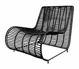Cuba Occasional Chair Black