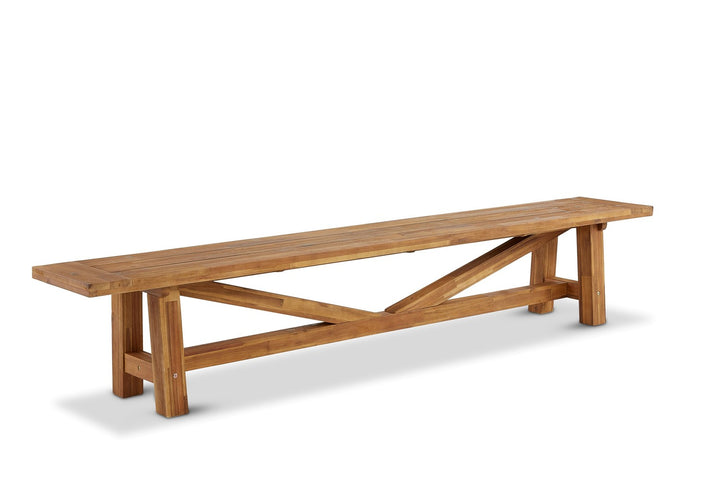Barbados Outdoor Bench