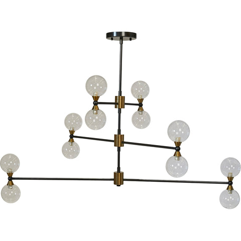 Empire Style Chandelier X Large