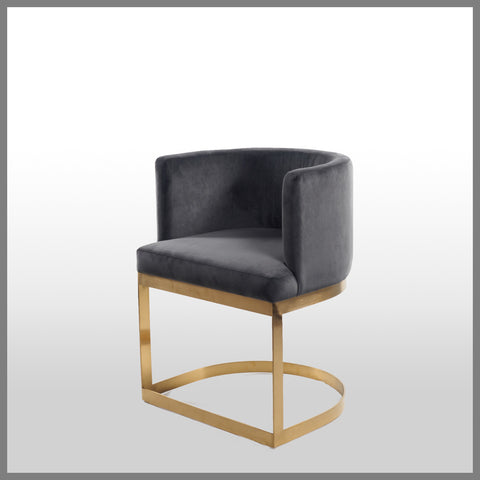 Milani Occasional Chair Grey