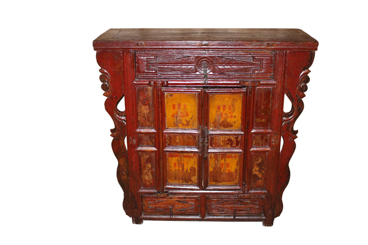 Shanxi Original 2 Door Cabinet