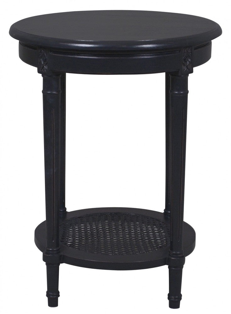 Polo Occasional Table Black