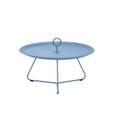 Eyelet Tray Table Pigeon Blue Large