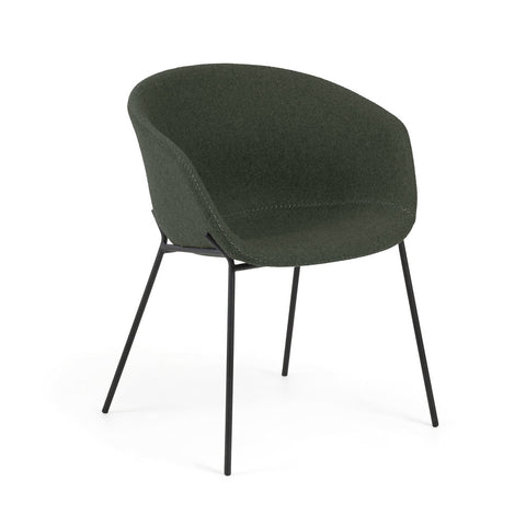 Gianni Armchair Dark Green