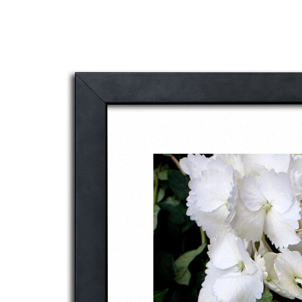 Dark Moody Florals 5 Framed Photographic Print