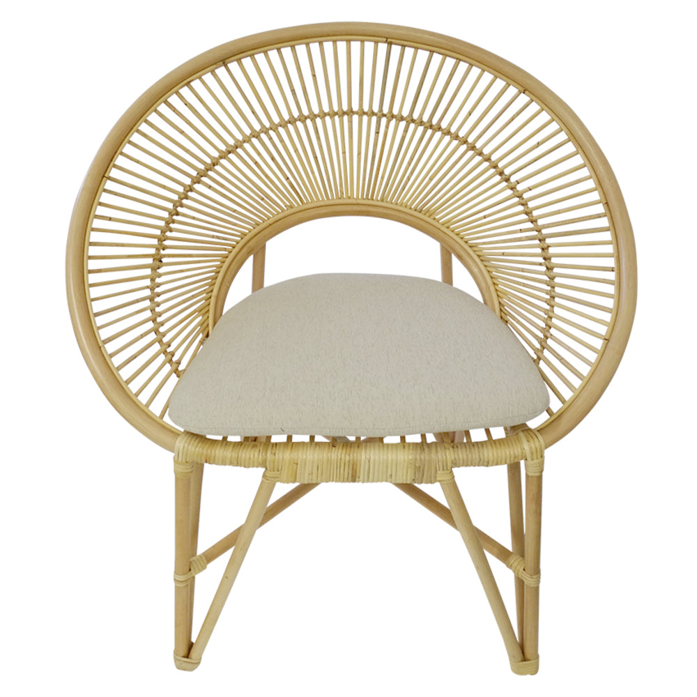 Le Blanc Chair Natural