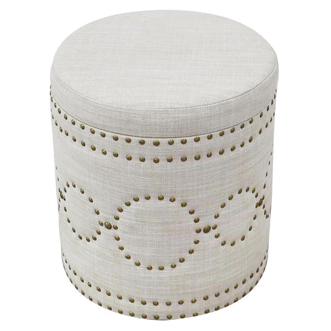 Bradley Low Storage Stool