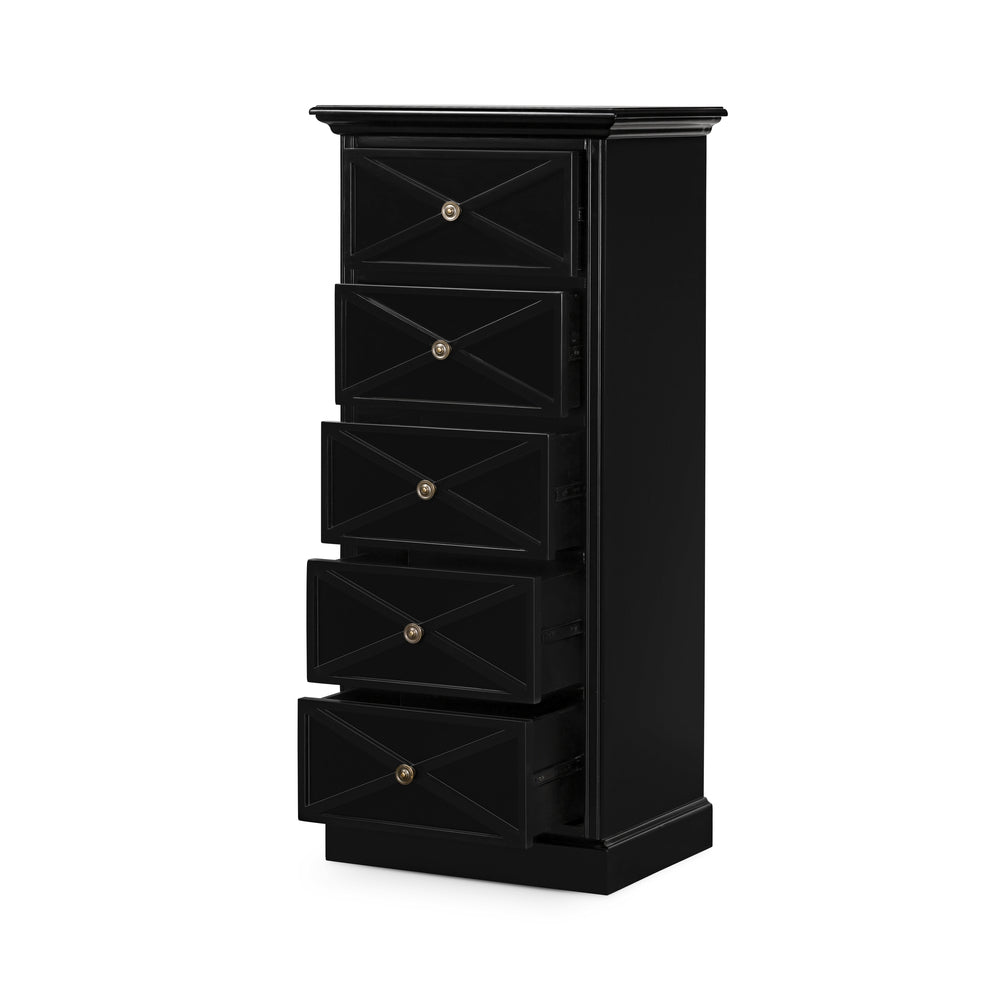 Sorrento Tallboy Black