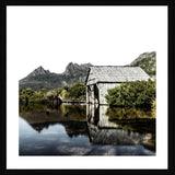 Cradle Mountain TAS Photographic Print with Frame
