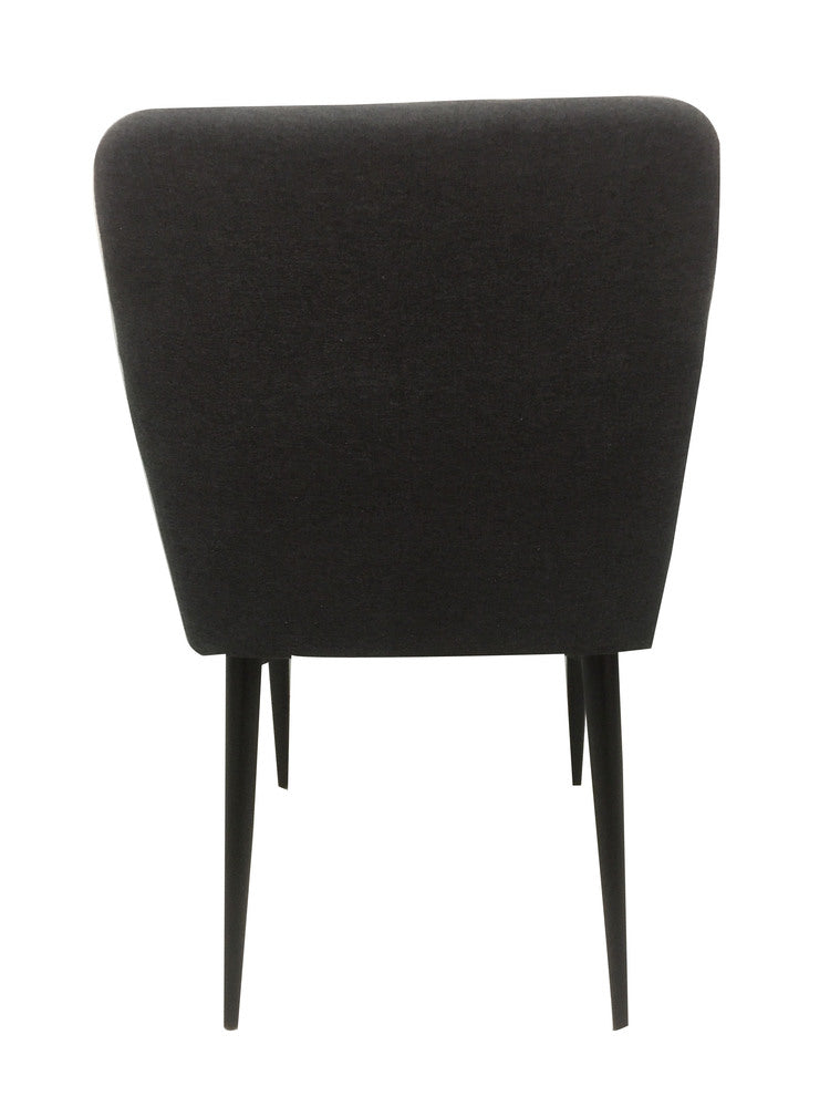 King Dining Chair Santorini Black