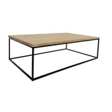 Prato Rectangular Coffee Table