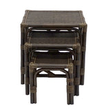 Cripps Nest/3 Tables Tobacco