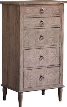 Surrey 5 Drawer Lingerie Chest