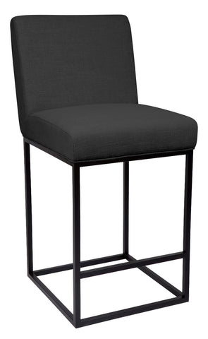 Cannes Stool Black