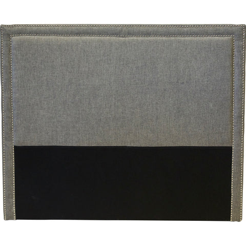 Paddington Headboard Charcoal