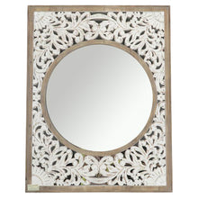 Lani Carved Wall Mirror