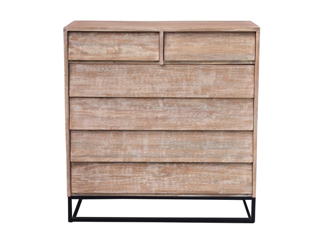 Amelia 6 Drawer Chest