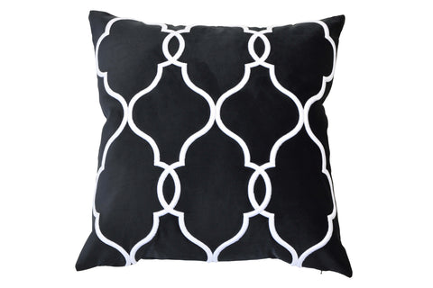 Manly Cushion Black