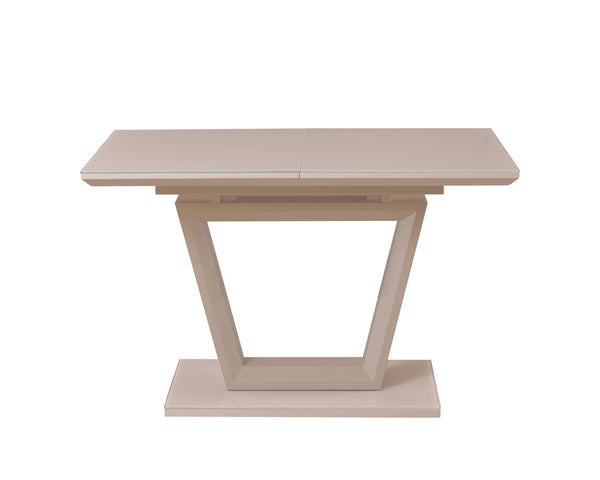 Russo Extension Dining Table Cappuccino
