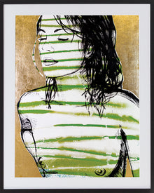 Belinda Limited Edition Print By David Bromley