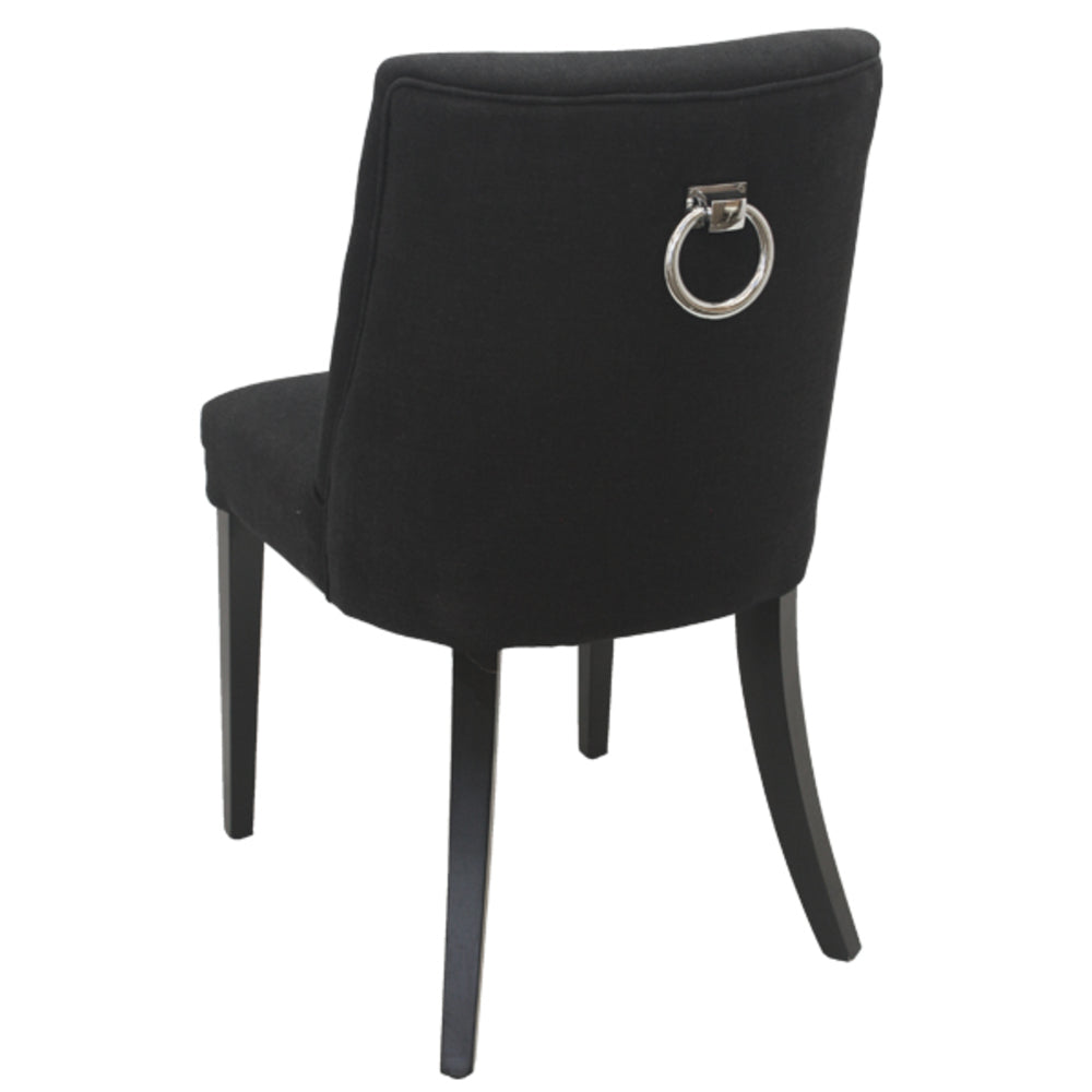 Ophelia Chair Black