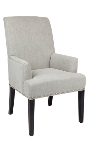Bentley Armchair Grey