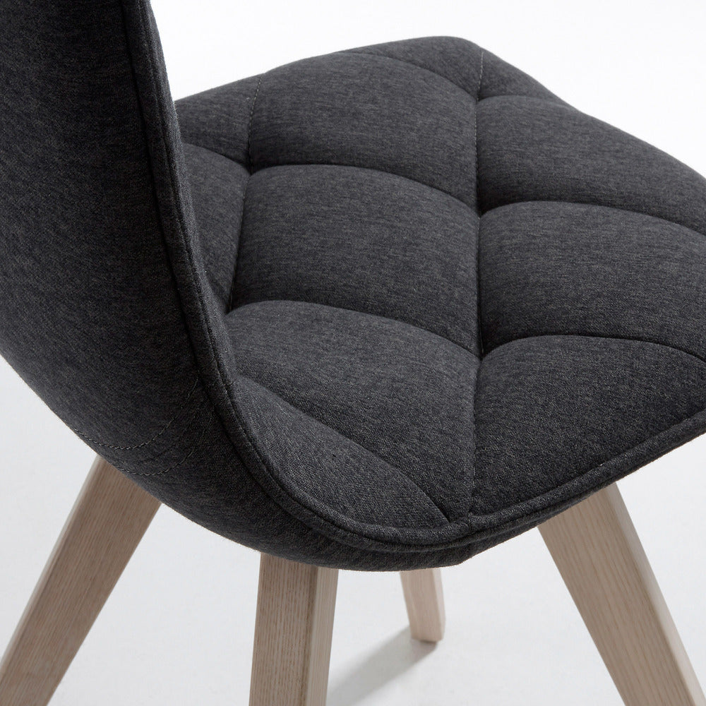 Tak Dining Chair Dark Grey
