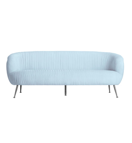 Louella 2 Seat Sofa Steel Grey