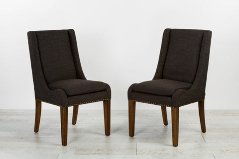 Yarra Dining Chair Anthracite