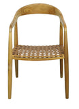 Ellis Dining Chair Caramel