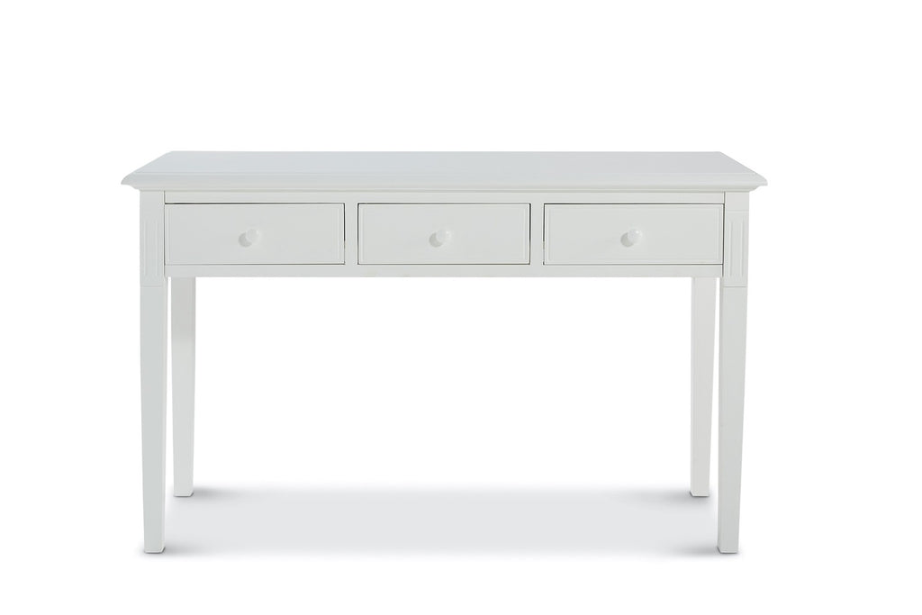 Long Beach Console Table White