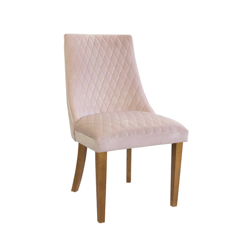 Bellamy Dining Chair Set/2 Pink