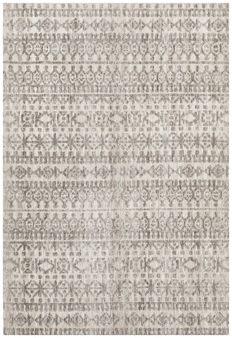 Loen Rug Natural Grey