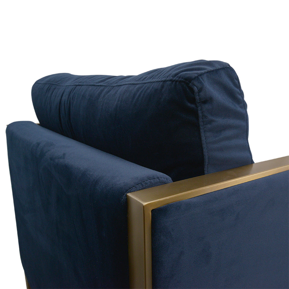 Mitchell Armchair Navy