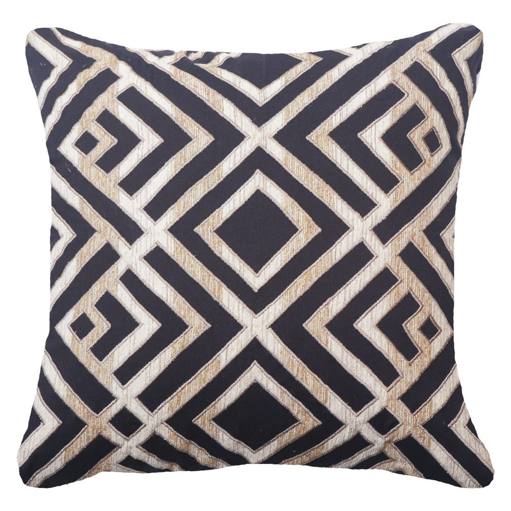 Shoowa Arrow Black Cushion