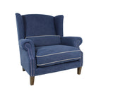 Celine II Love Chair Blue