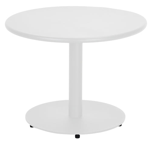 Malmo Outdoor Tea Table White