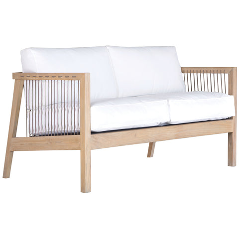 Bedarra Teak Sofa Natural